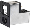 Power Entry Connectors - Inlets, Outlets, Modules -- 486-7317-ND -Image