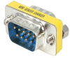 StarTech.com Slimline - Serial gender changer - DB-9 (M) - D -- GC9SM
