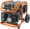 RIDGID 6800 Watt Yamaha Electric Start Gas Powered Portable Generator