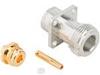 RF Connectors / Coaxial Connectors -- 172170-10 -Image
