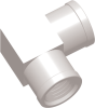 Commercial Grade Thread Elbow Connector Female to Female -- AP092518FILN -- View Larger Image