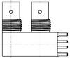 BNC RF Connectors -- 1274663-2