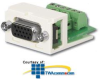 Panduit® Mini-Com 15 Pin D-SUB Module -- CMD15HDC