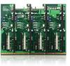 Rackmount, PICMG 1.3, 16-Slot Backplane, 4 PCI, 4 PCI-Express [x4], 4 PCI-Express [x16], Quad Segments -- BP-216QH-P4E8