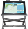 Commercial and Warship ECDIS Situation Table for Civil and Battle Space Management -- GECDIS-ST