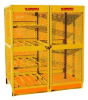 GAS CYLINDER CABINETS -- HCX100