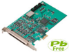 Bus Master Transfer Analog I/O Board -- AIO-163202F-PE