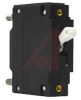 Circuit Breaker, Hydraulic/Magnetic, 1 Pole, Standard Delay, 90 Amps, Black -- 70131821