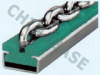 Chain Guides with Metallic Profile for Round Link Chains as per DIN 766/764 -- Type CR -Image