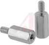 Standoff; 1/4 Hex MALE/FEMALE; 6-32 THREAD;Stainless Steel; .500Length -- 70006560