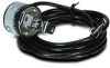 Incremental Encoder (quadrature): 8mm hollow shaft, 1200 PPR, 5VDC -- TRD-SH1200VD