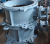 GJS500.7 Butterfly Valve, Double Eccentric, DN700 -- LD 14 DEBV 01 -- View Larger Image