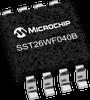 4Mb Serial Quad I/O Flash -- SST26WF040B - Image
