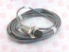 BALLUFF BES 516-213-E4-E-05 ( (BES0293) INDUCTIVE SENSOR, 18 X 61.5 MM, CABLE, NORMALLY OPEN (NO), RATED OPERATING DISTANCE SN=8 MM, NON-FLUSH ) -Image