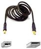 Belkin 10-Foot USB 2.0 A/B Cable -- F3U133-10 - Image
