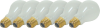 6 Pack 50W Rough Service Bulbs -- 8024498 -- View Larger Image