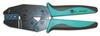 Crimper,Open Barrel,Ratchet,10 to 20 AWG -- 22C701