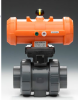 Pneumatically Actuated Ball Valve Type 231-233