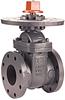 Gate Valve - Cast Iron, Fire Protection, Flanged -- F-609