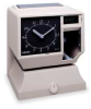 Time Clock, Analog Dial & LCD Display -- 4TH70
