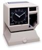 Time Clock, Analog Dial & LCD Display -- 4TH70