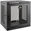 SmartRack 12U Low-Profile Switch-Depth-Plus Wall-Mount Rack Enclosure Cabinet -- SRW12UDP -- View Larger Image