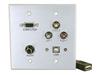 WP DBL ALUM HD-15 3.5 A/V USB -- 40545