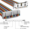 Rectangular Cable Assemblies -- H3DKH-2618M-ND -Image