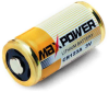 3V/1300mAh Primary Lithium Battery, High-current for Sprayer/LED Flashlight, No Voltage Delay -- CR123A-1300-1-1