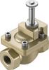 Air solenoid valve -- VZWM-L-M22C-G38-F4 - Image