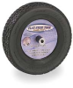 Flat Free Wheelbarrow Tire,16 In,Knobby -- 4GU60