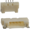 Rectangular Connectors - Headers, Male Pins -- H126017CT-ND -Image