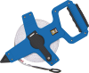 100 ft (30 metre) SAE/Metric Open Reel Tape Measure -- 8351405 - Image