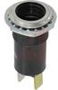 Indicator Light; 250 V; Glass Filled Polyester; High Temperature Lexan -- 70152552