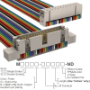 Rectangular Cable Assemblies -- M3BYK-2636R-ND -Image