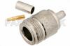 N Female Connector Crimp/Solder Attachment For RG58 -- PE4436 -Image