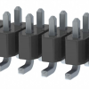 Rectangular Connectors - Headers, Male Pins -- TSM-133-05-TM-DV-ND -Image