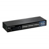 TRENDnet TL2 E284 - Switch - managed - 24 x 10/100 + 2 x 10/ -- TL2-E284