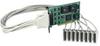 8-Port RS-232 PCI Card, 16554 UART -- IC142C - Image