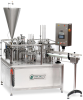 Pre-formed Container Filling, Sealing And Capping Machine -- NBM
