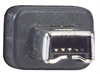 IEEE-1394 Firewire Cable, Type 2 - Type 2, 0.5m -- CSM94-05M3 -Image