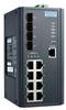 8G+4G SFP Ports Industrial L3 Managed Switch -- EKI-9612G-4FI -Image