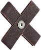 Merit AO Coarse Grit Cross Pad -- 8834184135 - Image