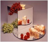 ACRYLIC Mirror Sheet - Clear Extruded Mirror - Image