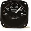 Engine Instruments / Miscellaneous IndicatorsManifold Pressure -- 6121-E.58 - Image