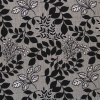 Heavy Vine Leaf Chenille Fabric -- K-Gershwin - Image