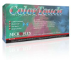 Microflex CT-133 ColorTouch Latex Glove, Large, Case of … -- CT-133-L