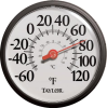 6700 Easy Read Dial Thermometer