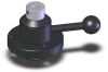 Retractable Work Locator - 8 mm -- CP700-20050R