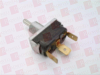 EMERSON 0091-0073 ( MINIATURE TOGGLE SWITCH, 10/20AMPS, 125/250VAC, 1HP )